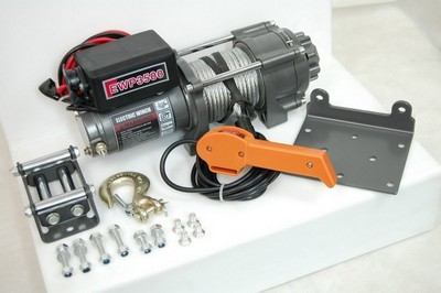 Quad-ATV Winch