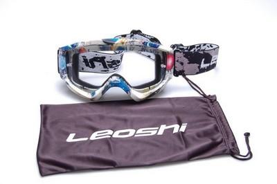 ea1a486cfd67 goggles for moto ENDURO LEOSHI NO.3 B