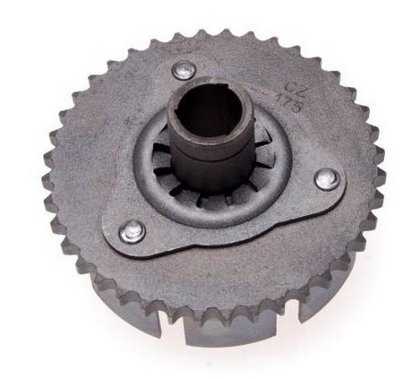 hub, clutch outer (primary driven) CZ 175