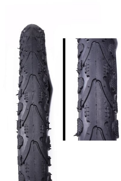 TIRE, BICYCLE 4 X 1.75 M935 AWINA